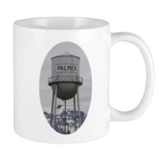 Palmer Town, Alaska Water Tower Mug