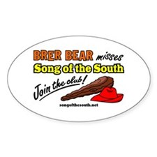 Brer Bear Decal