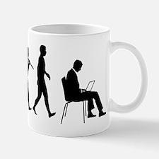Laptop User Mug