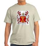 Oszczewski Coat of Arms Ash Grey T-Shirt