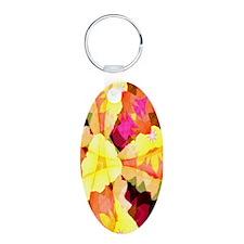 Bright Flowers Keychains