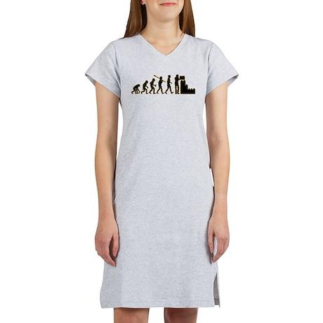 Block Builder Women's Nightshirt