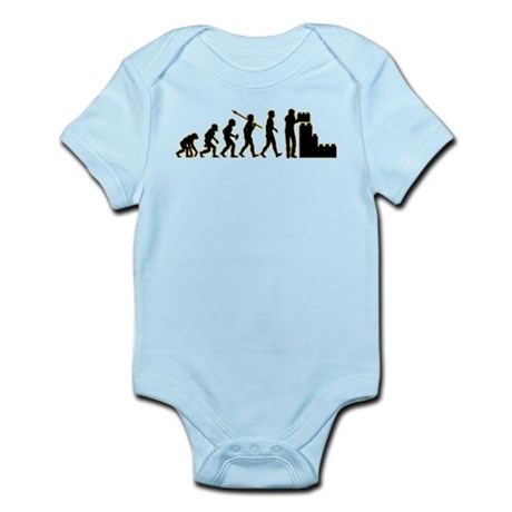 Block Builder Infant Bodysuit