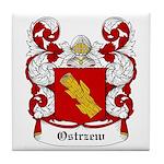 Ostrzew Coat of Arms Tile Coaster