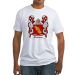 Ostrzew Coat of Arms Fitted T-Shirt