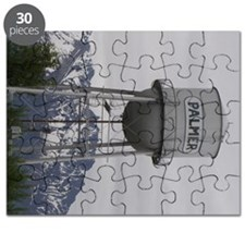 Palmer Town, Alaska Water Tower Puzzle