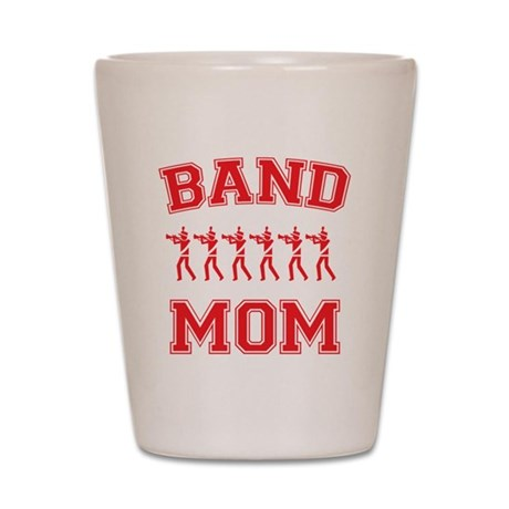 Band Mom Shot Glass