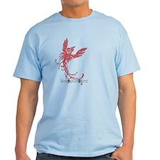 Unique Vermilion T-Shirt
