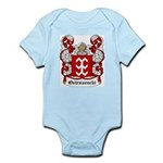Ostrosenchi Coat of Arms Infant Creeper