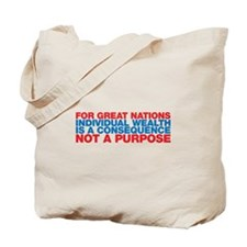 WealthConsequence Tote Bag