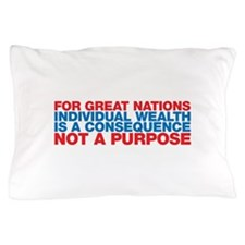 WealthConsequence Pillow Case