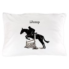 Fun iJump Equestrian Horse Pillow Case