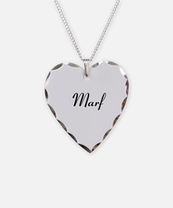 Marf Necklace