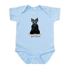 Scottie Beach Infant Bodysuit