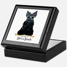 Scottie Beach Keepsake Box