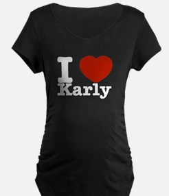 I Love Karly T-Shirt