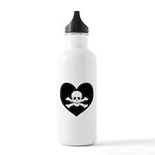 Toxic Heart Water Bottle