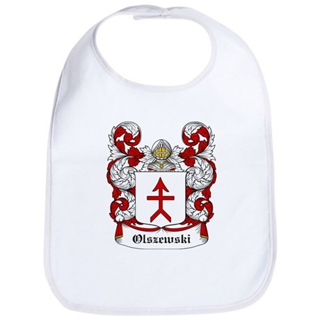 Olszewski Coat of Arms Bib