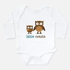 Little Cousin - Mod Owl Long Sleeve Infant Bodysui
