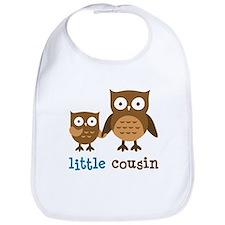 Little Cousin - Mod Owl Bib