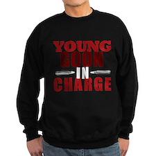 Young Goon In Charge Crewneck sweatshirt