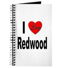 I Love Redwood Journal