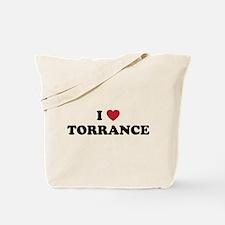 i Love Torrance California Tote Bag