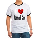 I Love Mammoth Cave Ringer T