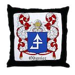 Odyniec Coat of Arms Throw Pillow