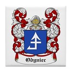 Odyniec Coat of Arms Tile Coaster