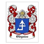 Odyniec Coat of Arms Small Poster