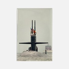 USS PROVIDENCE Rectangle Magnet
