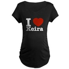 I Love Keira T-Shirt