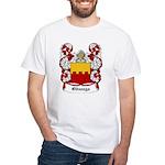 Odwaga Coat of Arms White T-Shirt