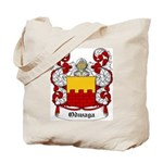 Odwaga Coat of Arms Tote Bag