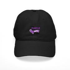I Wear Purple 42 Lupus Baseball Hat