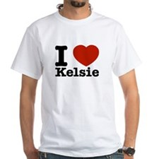 I Love Kelsie Shirt