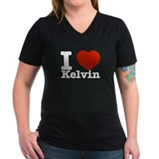 I Love Kelvin Shirt