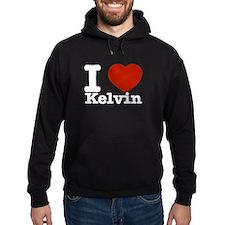 I Love Kelvin Hoodie