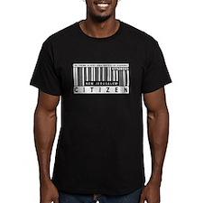 New Jerusalem Citizen Barcode, T