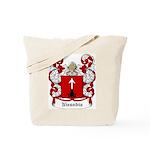 Niesobia Coat of Arms Tote Bag