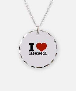 I Love Kennedi Necklace