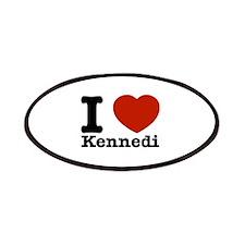 I Love Kennedi Patches