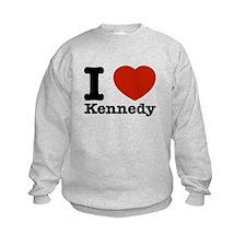I Love Kennedy Sweatshirt