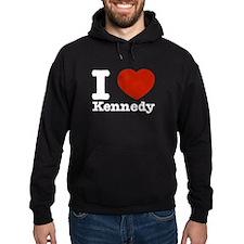 I Love Kennedy Hoodie