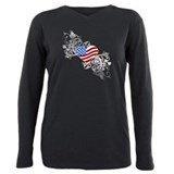 Patriotic Long Sleeves