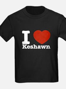 I Love Keshawn T
