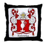 Nalewka Coat of Arms Throw Pillow