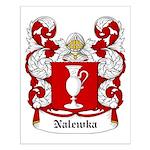 Nalewka Coat of Arms Small Poster