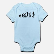Metal Detecting Infant Bodysuit
